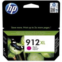 CARTOUCHE JET D'ENCRE ORIGINAL HP 912XL MAGENTA / 3YL82AE
