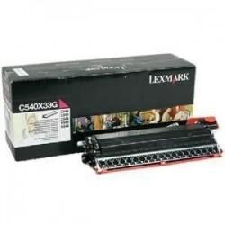 PHOTOCONDUCTEUR LEXMARK C540X33G C540/X543 MAGENTA