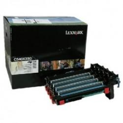 TAMBOUR ORIGINAL LEXMARK C540X35G 4 COULEURS