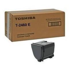 TONER PHOTOCOPIEUR ORIGINAL TOSHIBA T2460E NOIR