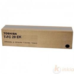 TONER PHOTOCOPIEUR ORIGINAL TOSHIBA FC28E NOIR