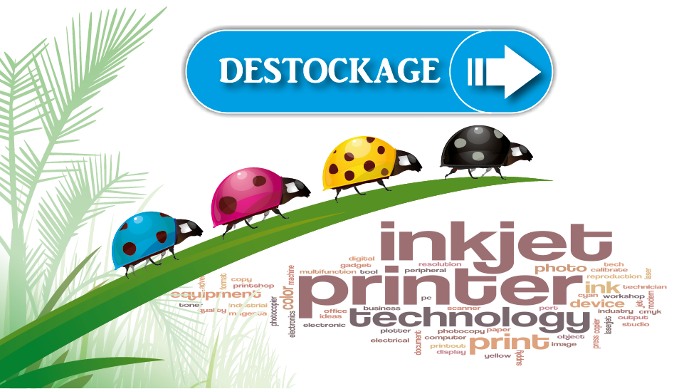 DESTOCKAGE AVRIL 2019